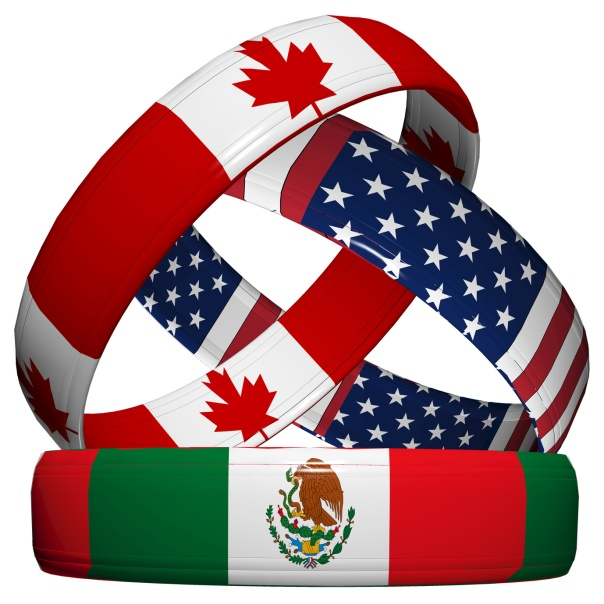 NAFTA, North American Free Trade Agreement